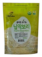 3lb-grain-McCabe-Organic-pressed-barley-유기농-납작보리-3lb